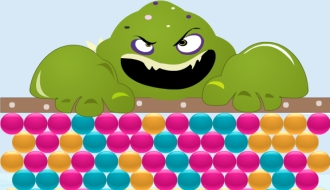 bubbles shooter flash game